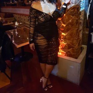 Grown & Sexy Dress